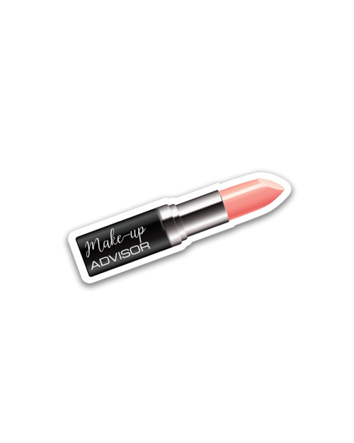 Cosmetics Badges lipstick