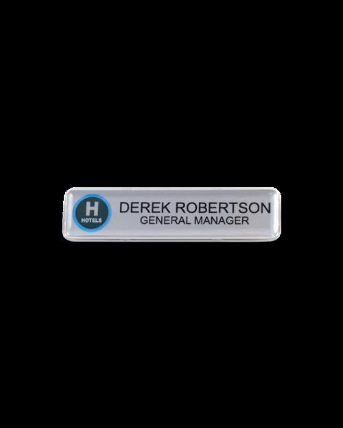 Hotel Staff Name Badge