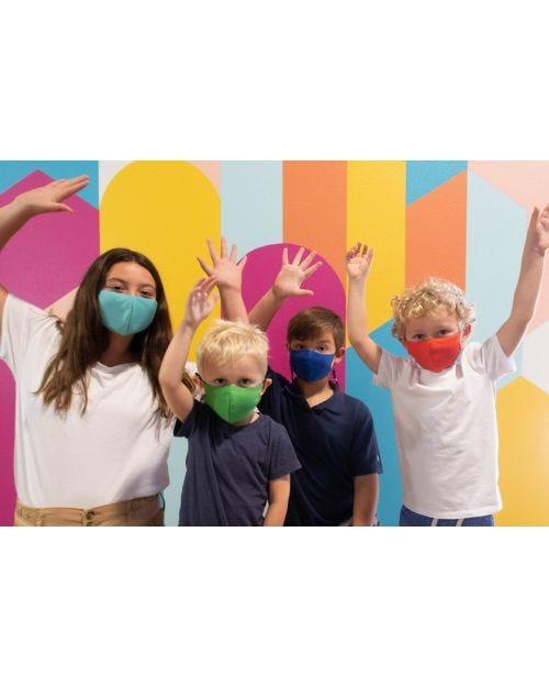 Kids Cloth Face Mask Set (5 Pack)