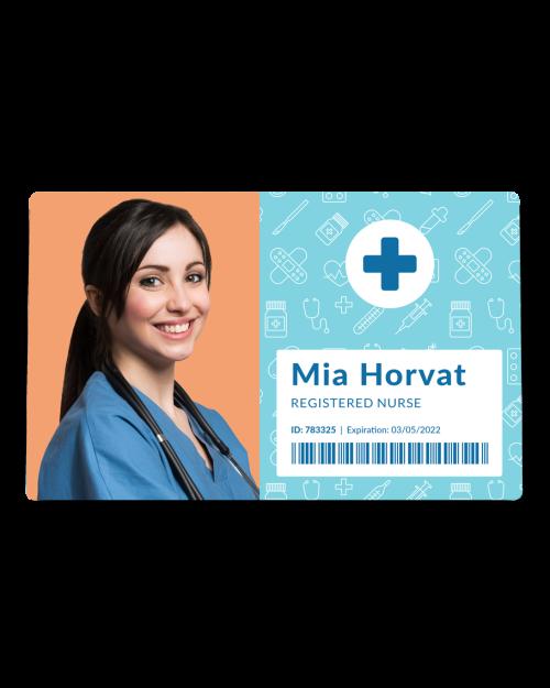 Membership ID Card