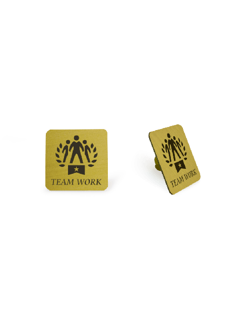 The Lapel Pin - Teamwork
