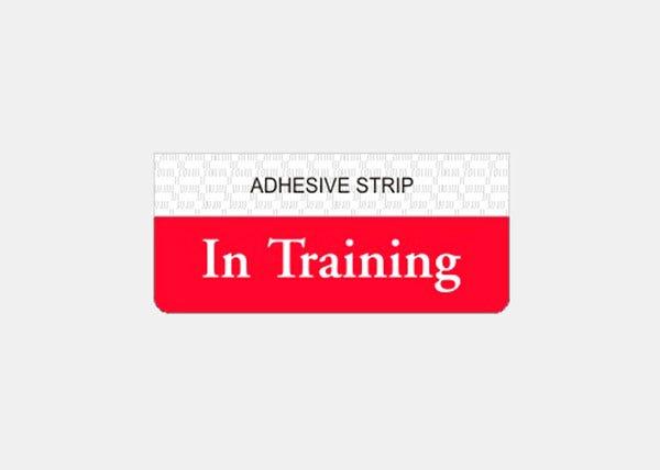 BT-InTraining adhesive