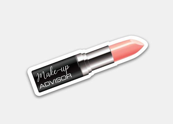 lipstick lapel pin
