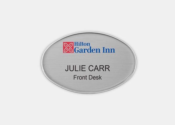 courtyard gold name badge