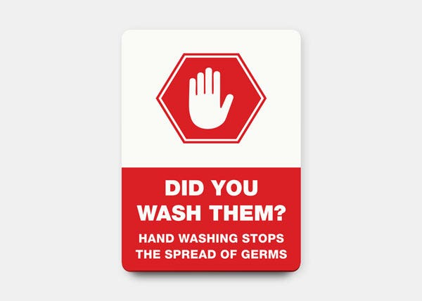 Acrylic Safety Signs