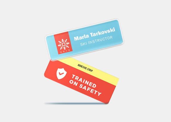 Social Distance Badge Talkers