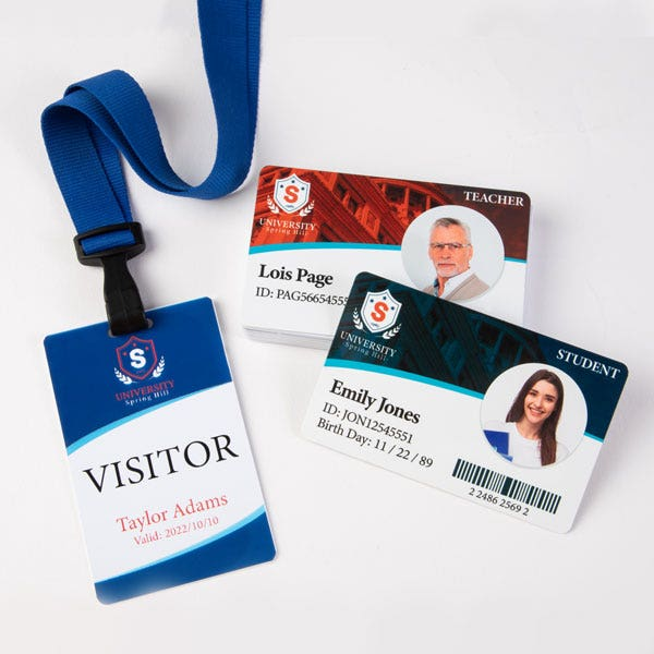 ID cards in Education